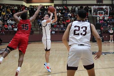Shelbyville @ Tenaha Boys Basketball 1-17-20