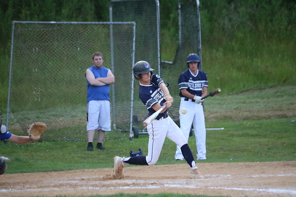 Sheffield Post 340 American Legion Juniors vs. East Longmeadow -071519