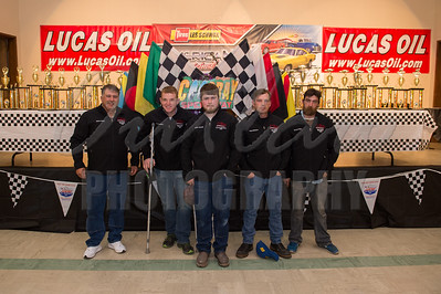 Oval Track Awards Banquet 2015