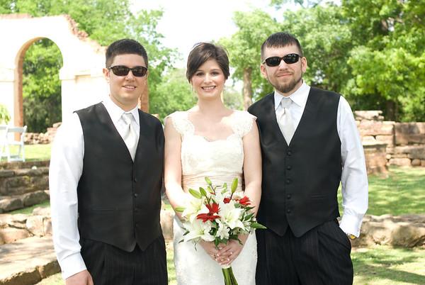 Catherine and Matthew- Wedding