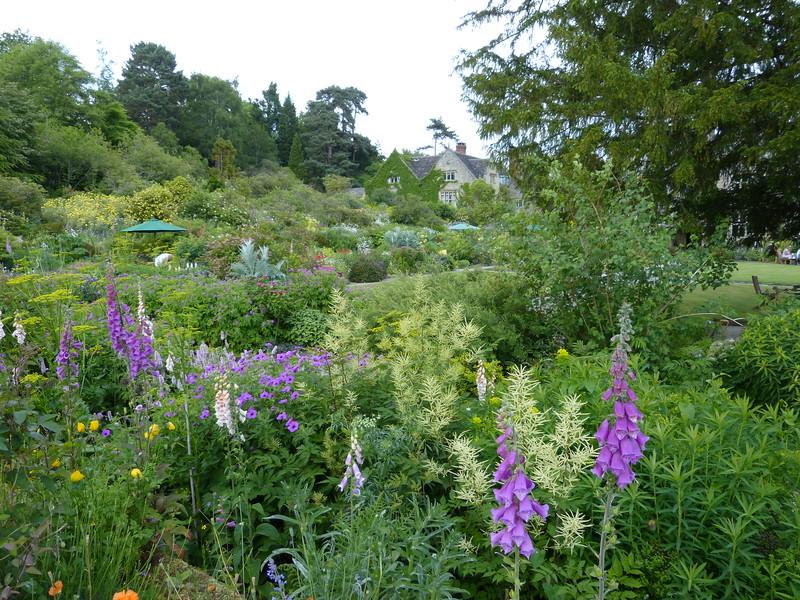 Flower Garden, Gravetye Manor P1080221.JPG