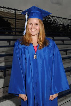 Audrey - LAHS Graduation, 6/2011
