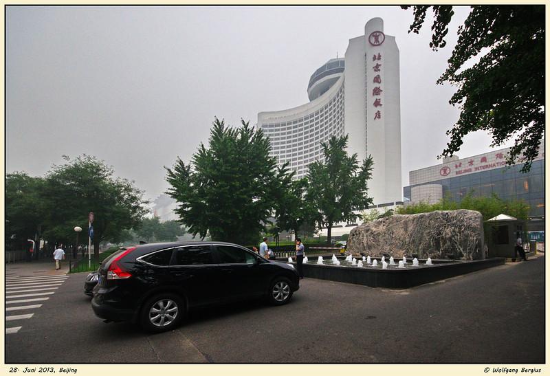 Beijing - International Hotel