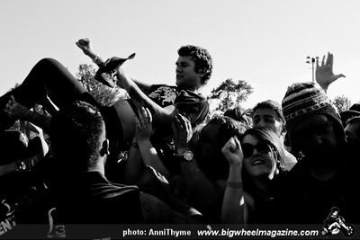 Riot Fest 2012 - at Humboldt Park - Chicago, IL - September 15, 2012