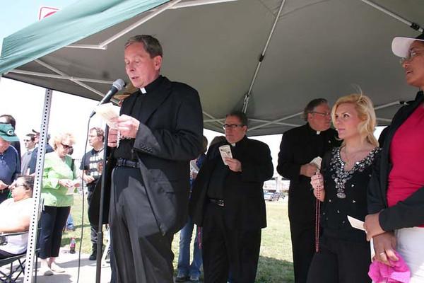 Rosary Vigil for Life 2013