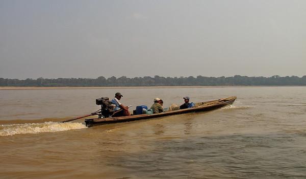 Αποστολή στην Περουβιανή Αμαζονία