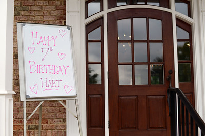 Harts 7th Birthday