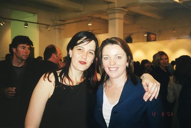 2003 Panmure Paddocks, Flidners LAne Gallery , Melbourne