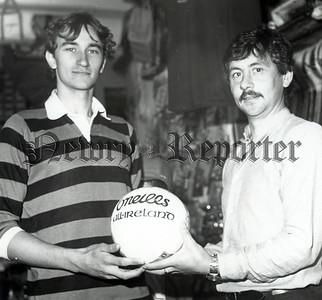 Eddie O'Hagan and Terry Davey Mitchel's GFC