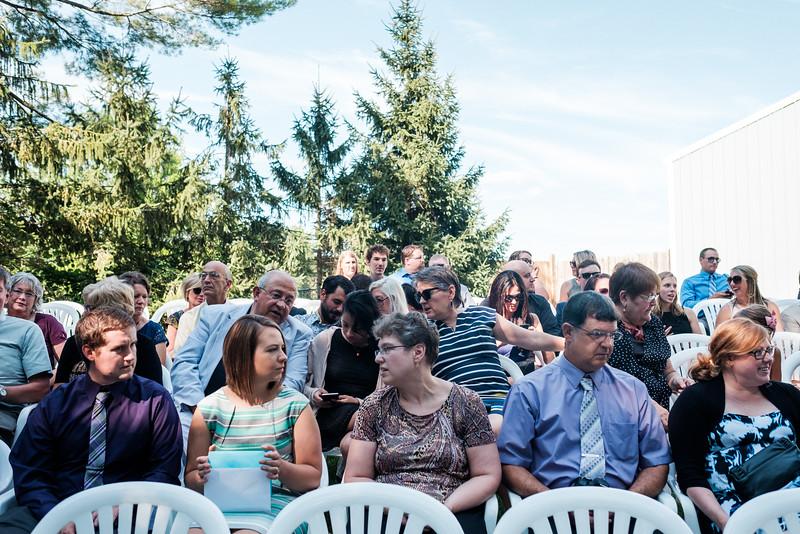 Williams Tree Farm Wedding Ceremony