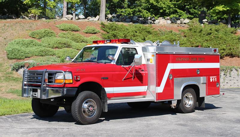 Utility 1   1995 Ford Super Duty / Rural Fire   200 / 200