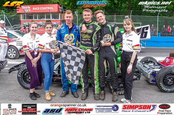 Superstox Brian Street Memorial, Aldershot Raceway, 9 June 2019