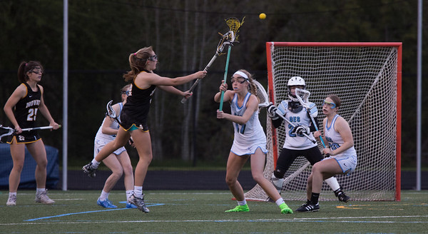 Girls Lacrosse v Novato