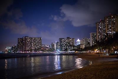 Waikiki walk 2015