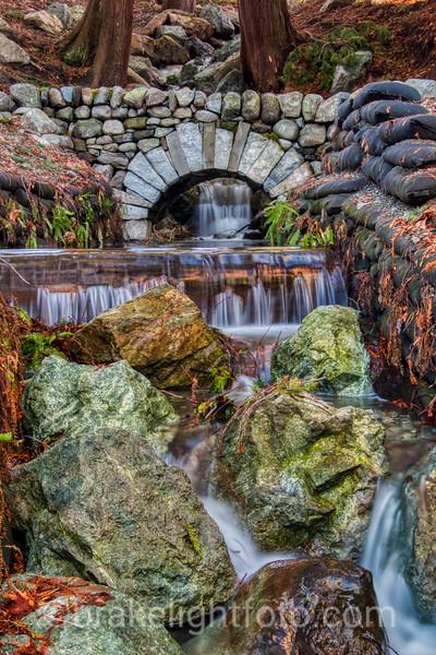 Dominion Brook Park Stone Bridge
