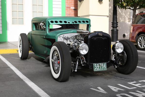 VIVA LAS VEGAS ROCKABILLY CAR SHOW 2013