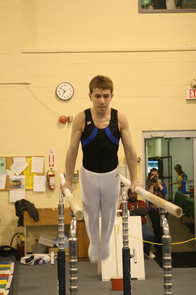 Maryland State Boys Gymnastics Championship - Session  (Level 8-10) Parallel Bars