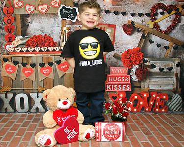 Joseph Valentine's Day 2019