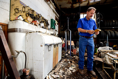 Photos: Inside the Ralph Castle Gas Station in Longmont