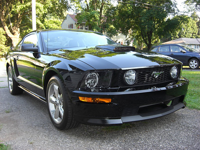 08 Tommy's New Mustang