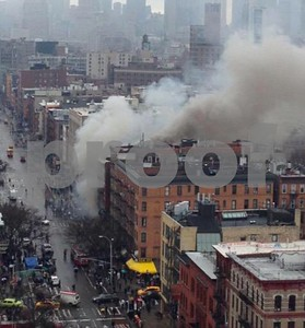 new-york-city-fire-building-collapse-injure-2-critically