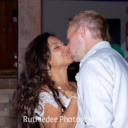 Mark's  & Katia's Wedding Reception