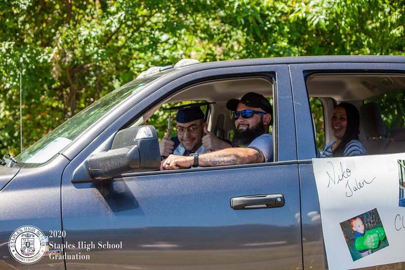 Dylan Goodman Photography - Staples High School Graduation 2020-230.jpg