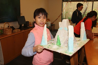 Westridge 6th-Graders Create Candy Masterpieces