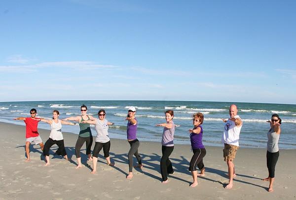 CPY Beach Yoga