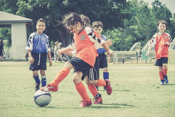 Kids Soccer Game 2008