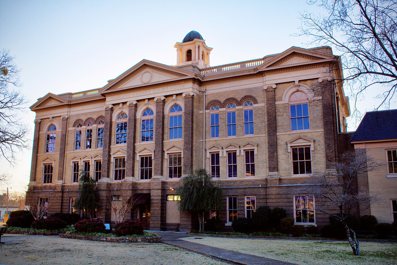 Garland County Courthouse