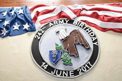 AUSA Veterans - Furber Farms - Flag Day