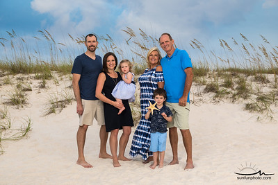 The Becker Family - Panama City Beach