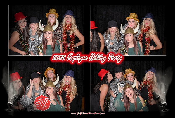 Gulf Winds Federal Credit Union Photo Booth Prints