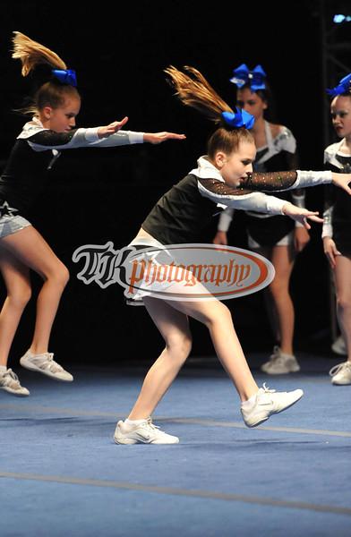 OA Jays, Cheerpower 4/13/13