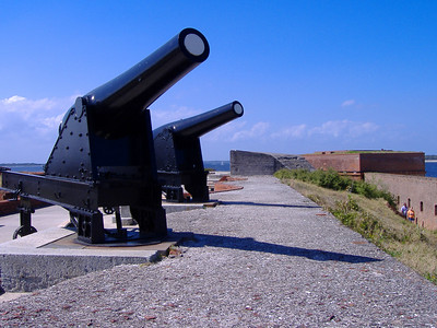 Fort Clinch - Fernandina Beach, FL 06-16-05