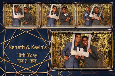 Keneth & Kevin Birthday