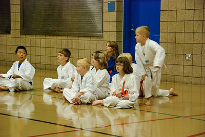 2010 Sept - Tae Kwon Do