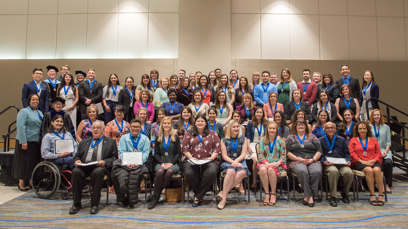 Congratulations to the eligible juniors, seniors, and faculty who were inducted into the Phi Kappa Phi Honor Society.