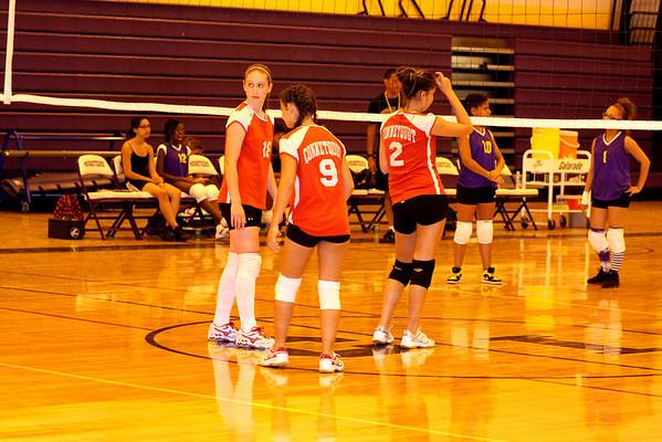 20080919 Volleyball vs. Central Islip