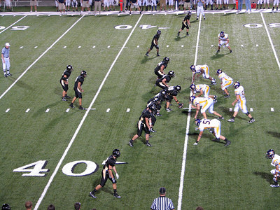 High School Football - Columbia (MO) Hickman at Bentonville, 9/8/2006