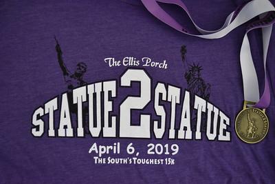 2019 Statue to Statue 15k