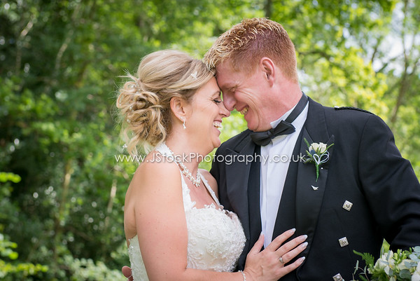 Kerrie and Stuart's Wedding at Ampfield Golf and Country Club