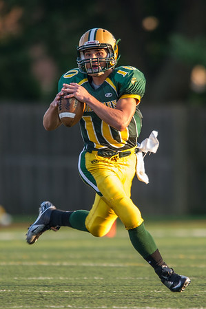 Grosse Pointe North v LC Lancers, Football, 8-30-12