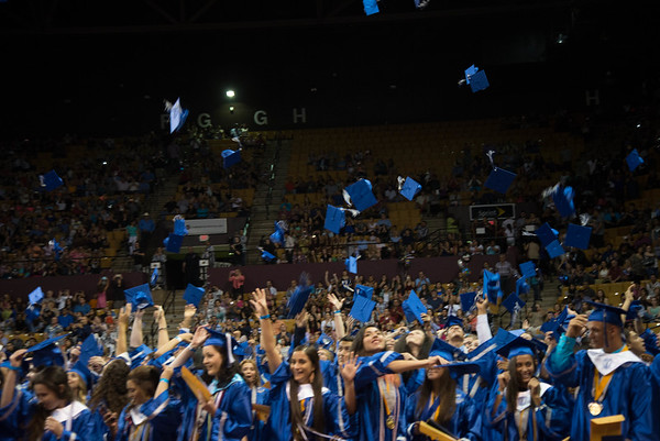 Lehman High School Class of 2016 Graduation
