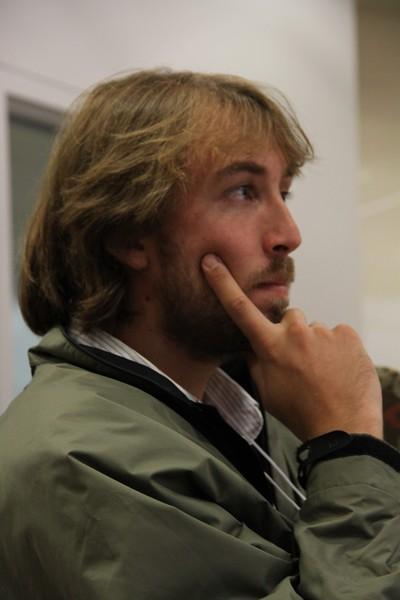 2011, Erik Johnson Observes