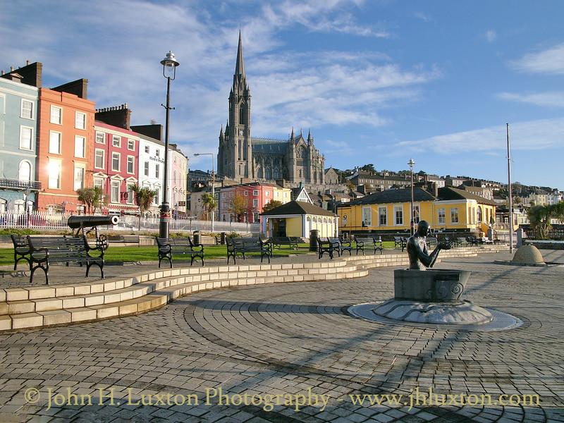 Kennedy Park, Cóbh, County Cork, Eire - October 25, 2004