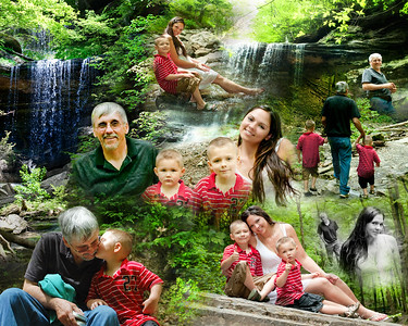 Outdoor Family and Children Photography by Mariana Roberts in Syracuse NY