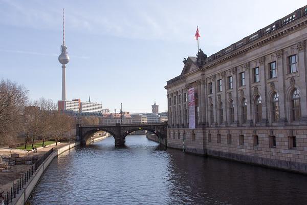 Berlin, Germany - Feb 2007