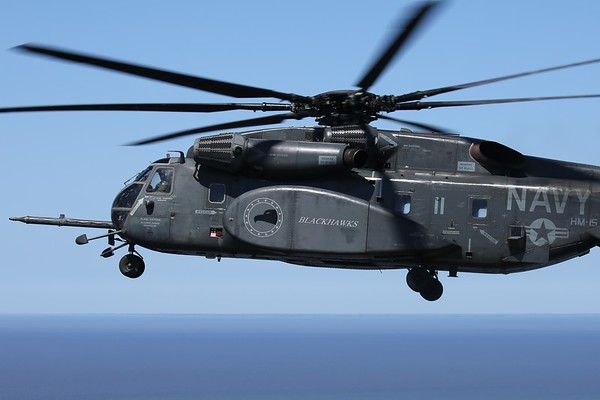 "US Navy MH-53E ""Sea Dragon"", Kill Devil Hills, 28Mar19"